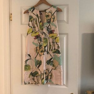 H&M concious collection spring dress.
